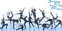 Yuri!! On Ice / A dream come true as both a figure skater and an animator!
