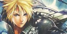 Final Fantasies/Kingdom Hearts