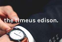 the timeus edison.
