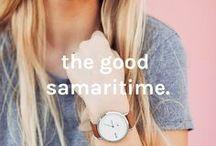 the good samaritime.
