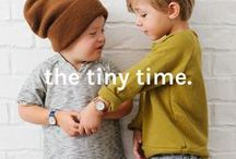 the tiny time.