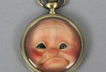 pixie pendants - fairy jewellery / original and ooak hand sculpted pixie pendants, fairy jewellery and hair accessories.