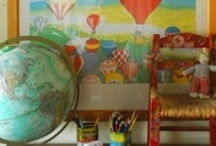 Totally Vintage Kids rooms / Vintage rooms inspiration