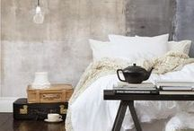 Ideas for our home / Ethnic, comfy, rustic, calm.