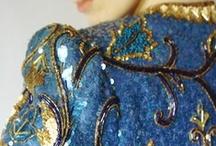 La Beauté - Fashion Details / Textures, Embroideries, Accessories, Shoes... / by Cynthia Franca