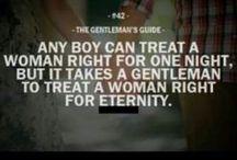 Gentlemen / Gentlemen