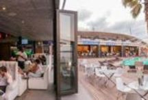 Shimmy's Beach / Visit the private beach at Shimmy Beach Club. Hire a gazebo for 10 or a sun lounger for the day. Enjoy cocktails or a light meal from the Pool Deck menu.  Book online www.shimmybeachclub.co.za or download the app.