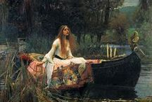 Pre-Raphaelites and other favourite paintings