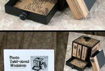 Cajas y tarjetas