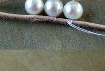 Pulseras y collares / Ideas y tutoriales para elaborar complementos como pulseras, collares, pendientes, etc..