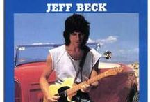 Jeff Beck / One of the three brilliant rock guitarists that came out of the British Invasion.