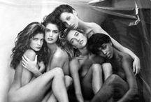 Herb Ritts / Le fotografie possono raggiungere l'eternità attraverso il momento.  (Henri Cartier-Bresson)