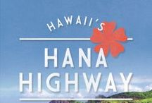 Maui: Hana Highway / Discover Maui's sweet Hana and enjoy the journey.