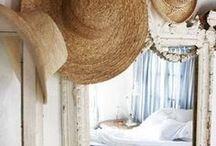 Totally Rustic Beach House / Rustic beach house, driftwood furniture, mediterranean style
