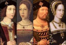 Reinas y Reyes / Edad Media