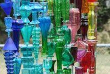 Glas .... scherben / by Punktwelle Krefeld