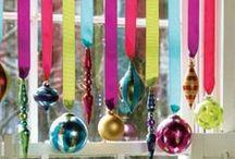 Ventanas y Navidad / Decora tus ventanas de una forma muy navideña. ¡Ideas prácticas que te van a gustar mucho!