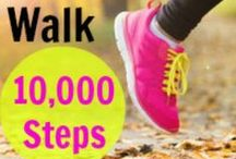Walk It Out Wednesday / Walk it Out -Tips Every Wednesday to encourage our walking groups!