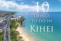 Maui: Things To Do / Ideas of things you do on Maui.