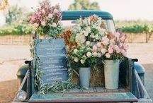 Farm Style Weddings / Farm Wedding Ideas we would love to see here at Crooked Willow Farms! #weddingideas #countrywedding