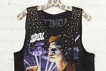 Billy Idol T-Shirts