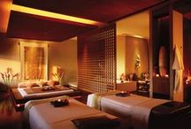 Luxury Spas / Spas recommended, from personal experience!