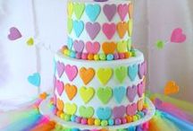 Butterfly Sweets Party Cakes!
