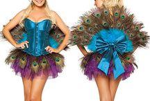 Kostüme / Ideen, Tips & Anleitungen für Kostüme für Karneval, Halloween & Co