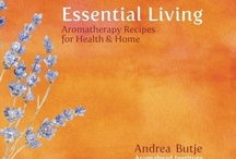 Aromatherapy Books & Education / Books on Essential Oil and Aromatherapy Education