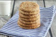 Kekse, Cookies & Plätzchen / Leckere Rezepte & Ideen für Kekse, Cookies & Plätzchen aus aller Welt