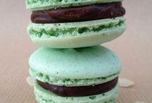 Macarons / Rezepte & Ideen für französische Macarons