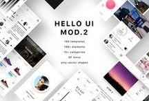 WebDesign / Webdesign, screen design, UX, UI, mobile first, desktop first, digital consulting, interface, user centric