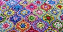 snoesig / cozy crochet blankets