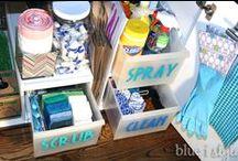 Kitchen Style & Organization