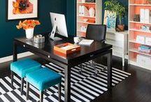 Office & Craft Room Style & Organization