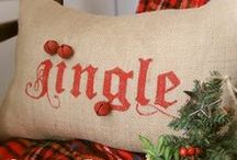 HOLIDAYS ~ CHRISTMAS / Crafts, decor, and more / by M...