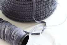 C & K = Crochet and Knitting / handy crochet and knitting / by Leevi 59