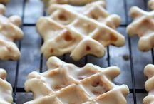Waffeln, Pfannkuchen & Co / Rezepte & Ideen für Waffeln, Pfannkuchen, French Toast, ...