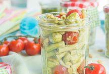 Salat & Nudelsalat / Rezepte & Ideen für leckere Salate & Nudelsalate