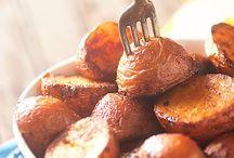 Kartoffeln / Rezepte & Ideen rund um die Kartoffel - gekocht, gebraten, püriert, geröstet...