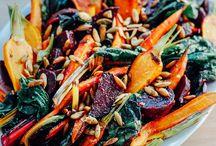 Gemüse / Rezepte & Ideen für leckere Gerichte mit Gemüse aller Art