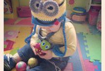 amigurumis / Mis amigurumis, muñecos tejidos de lana