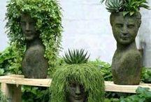 idee: tuin / handige en decoratieve tips voor de tuin