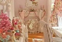 DECOR: shabby, cottage, vintage / by Molly Farrow