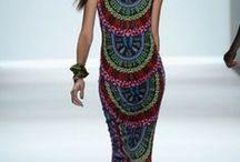 hekelhisterie (rokke - lank) / long crochet dresses