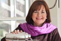Barefoot Contessa - Ina Garten / Ina Garten, the Barefoot Contessa, is host to her popular TV Show on the Food Network. Here are some of her best recipes. / by Massage Envy Spa Pleasanton