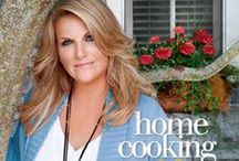 Trisha Yearwood Recipes / Music superstar and best-selling cookbook author Trisha Yearwood brings her family-inspired recipes and food traditions to her new Food Network series, Trisha's Southern Kitchen. / by Moorehead & Davis