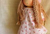 Kézműves babák/Handmade dolls