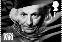DOCTOR WHO 1 ~ William Hartnell / by M ...