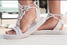 fieterjasies (aan die voete) / accessories for the feet